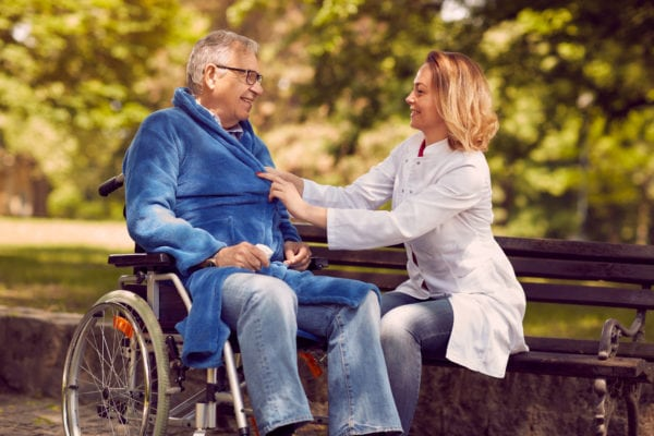 hire a caregiver