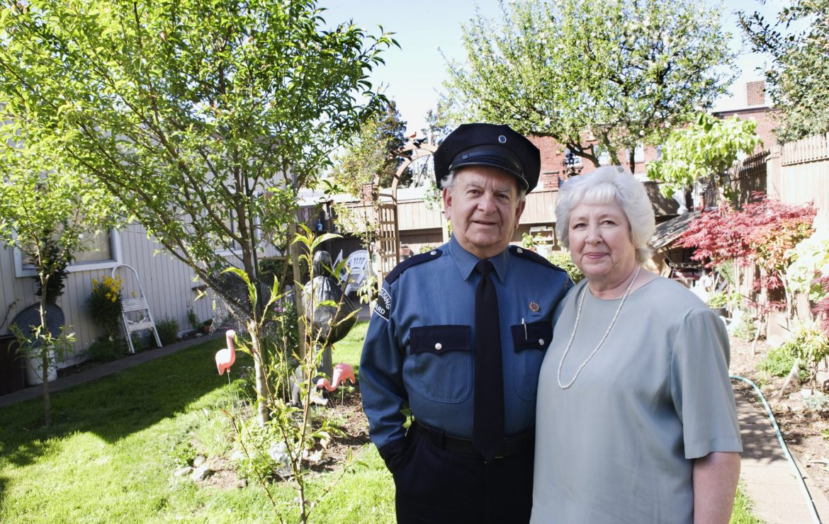 You Are Not Alone – Innovative Police and Sheriff Program for Homebound Seniors