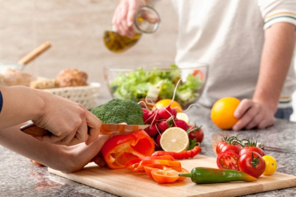Cooking Together: 5 Tips On Cooking With Seniors